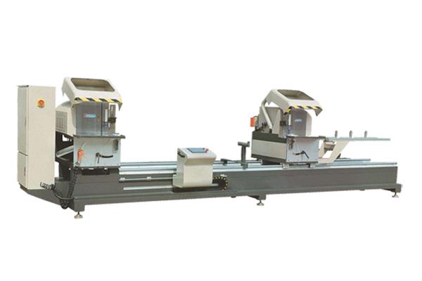 aluminum window processing line