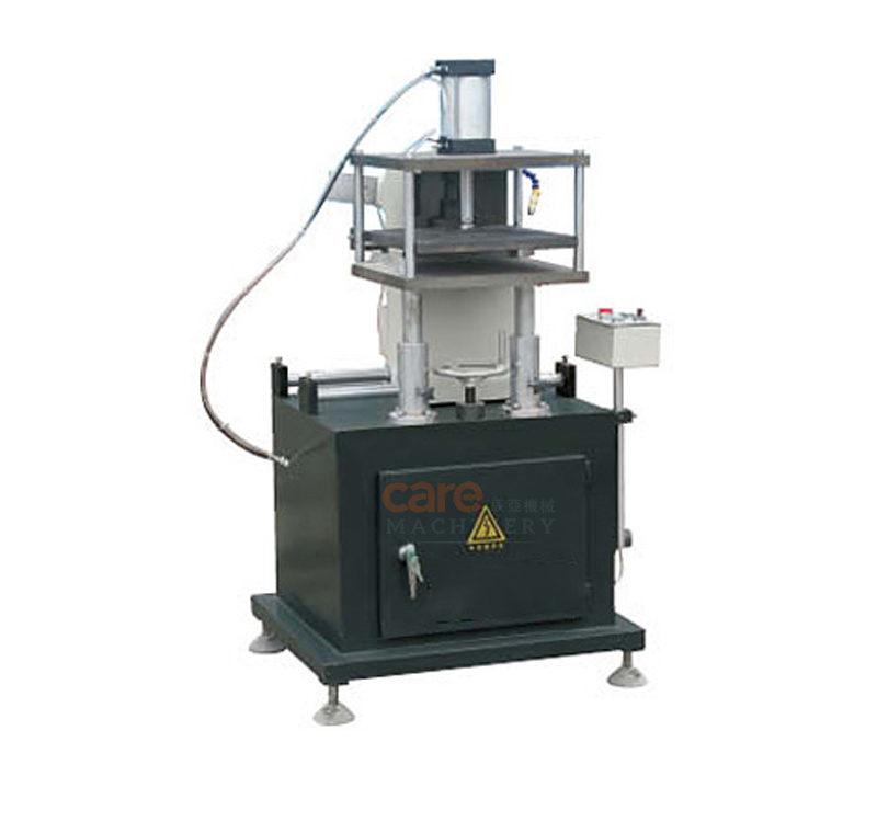 Aluminum profile end milling machine