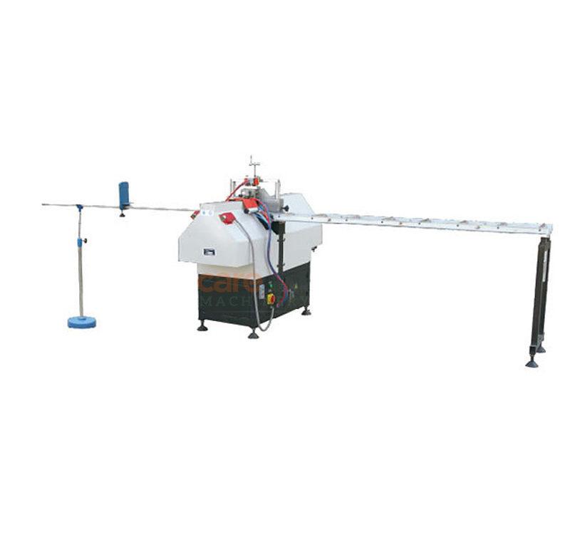 PVC mullion cutting machine
